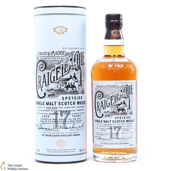 Craigellachie - 17 Year Old Small Batch