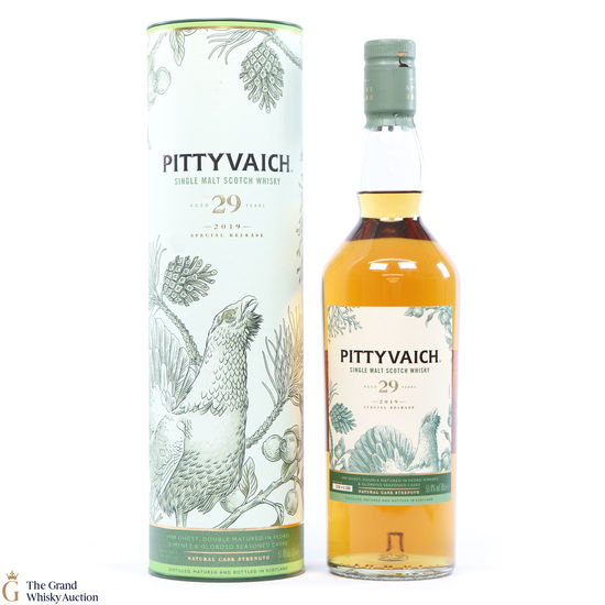 Pittyvaich - 29 Year Old - 2019 Special Release