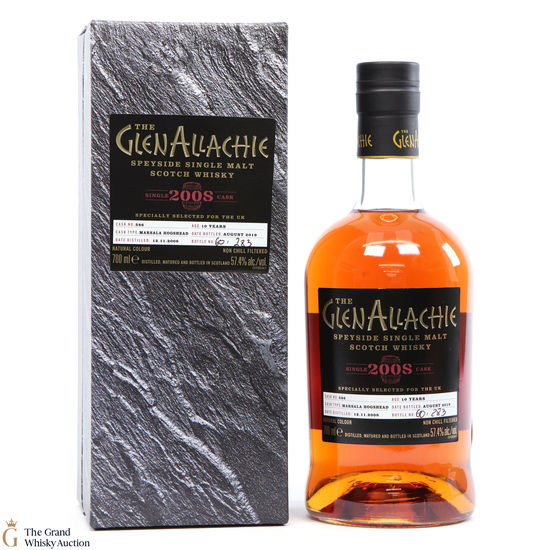 Glenallachie - 10 Year Old #586 2008 UK Exclusive