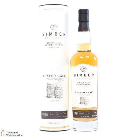 Bimber - Peated Cask - Small Batch #1