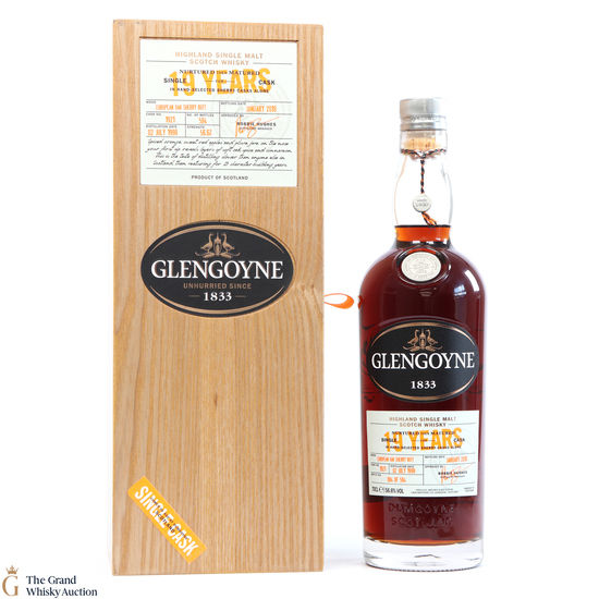 Glengoyne - 19 Year Old - 1998 Single Cask