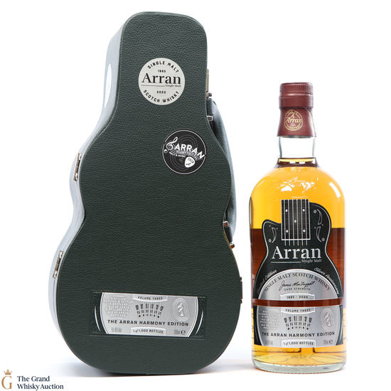 Arran - Harmony Edition Vol.3 2020 Malt and Music Festival