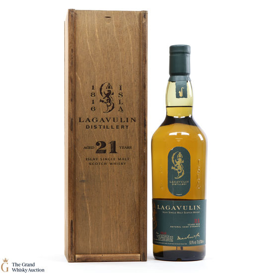 Lagavulin - 21 Year Old - Jazz Festival 2019