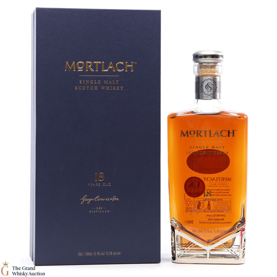 Mortlach - 18 Year Old (50cl)