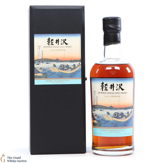 Karuizawa - 1999 - 2000 Vintages Cask Strength 32nd Edition