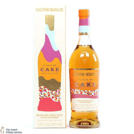 Glenmorangie - A Tale of Cake - Limited Edition