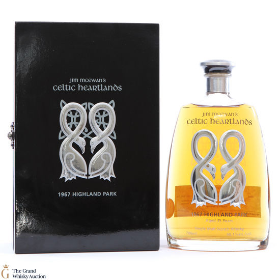 Highland Park - 35 Year Old 1967 Celtic Heartlands