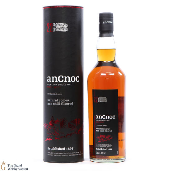 AnCnoc - 22 Year Old