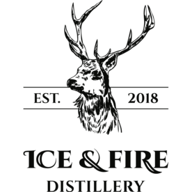 Ice and FIre Distillery Logo